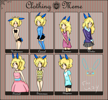 PA: Piper's clothes by Tess-Is-Epic