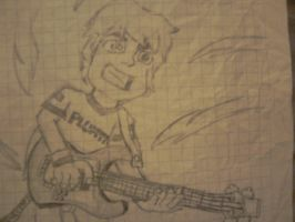 Scott W Pilgrim by MAUWORLD274
