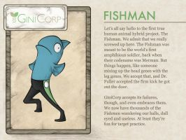GiniCorp - Fishman by Tydar