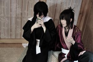 cosplay   Hakuouki by SongD