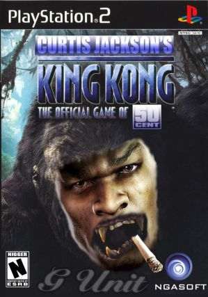 50 cent king kong