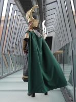 Loki Cosplay by Hiddendemon-666