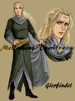 The White Council : Glorfindel by MellorianJ