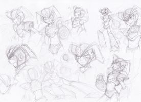 Junk : Forte sketch by whitmoon