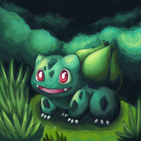 Day 1: Favourite Pokemon by Wooded-Wolf