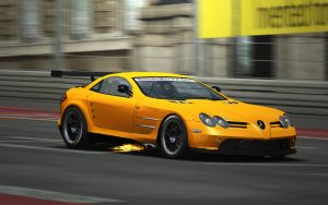 Mercedes-Benz SLR McLaren 2 by ZowLe