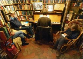 Librairie Shakespeare and Company - 4 by SUDOR