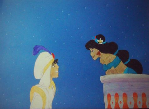 A whole new world by Esther24