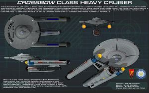 Crossbow-class heavy cruiser ortho [New] by unusualsuspex