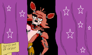 Five Nights At Freddy's Foxy by jason-the-13th