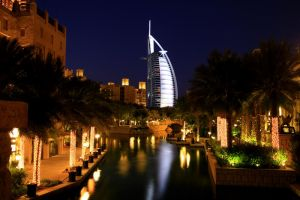 Burj al Arab by hannajohn
