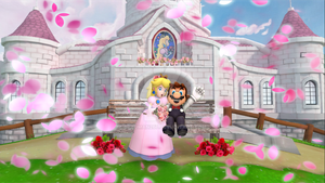 Mario and Peach: Love for Eternity by BradMan267