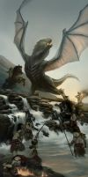 Dragon by MarkWinters