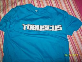 My TOBUSCUS Shirt! :D by I-Am-The-New-L
