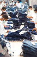 Jeans Packging by Hastudio