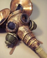 Pachydermos Gas Mask by TomBanwell