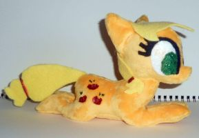 Applejack mini plush by Sophillia