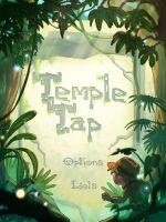 Temple Tap: Title Screen by Asashi-Kami