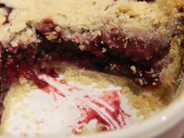Mixed Berry Pie from Scratch - First Attempt by Champineography
