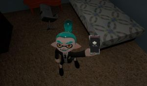 The new Phone (squidphone alternitive!) by Zeldaboy14