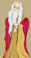 Dumbledore by arsanimo