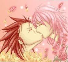 KH: 811--Burning Blossoms by Twilight-Deviant