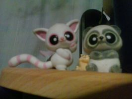 My YooHoo And Friends Pammee RingRing Figure 14 by PoKeMoNosterfanZG