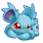 Nidorina by Clinkorz