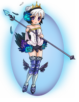 Odin Sphere: Gwendolyn by Bluesky55j