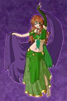 Bellydance by colouredforpleasure