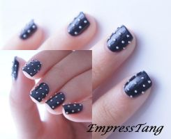 Studded Nails by EmpressTang