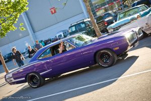 426 Hemi 70 Super Bee by AmericanMuscle