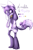 Limelda Ref2 by shinayra
