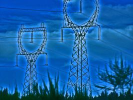 Powerlines by NINperfection