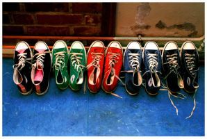 Converse on a row by myhre87