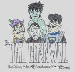 Phil Cornwell Tribute by CelmationPrince