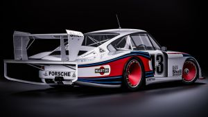 1978 Porsche 935 'Moby DIck' by nancorocks