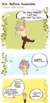 Chibi Prussia Diaries -028- by Arkham-Insanity