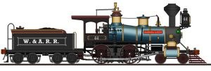 Just another 4-4-0 by Eddie-Sand