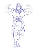 Ruri's Revolutionary Muscles Preview by ZeZeReRe