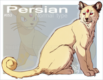 Persian #053 by NinjaKato
