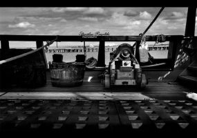 Man the canons by RaynePhotography