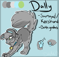 Dally Feral Ref Nov 2013 by dallyru