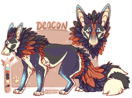 Deacon by Artsywolven