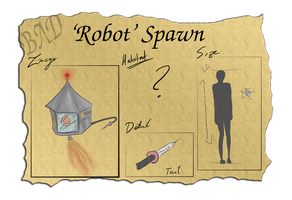 BAD Species - 'Robot' Spawn by the-suns-moon