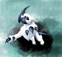 Absol by ToRnUpTo