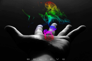 Believe. by DarkiGFX