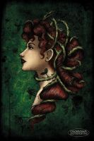 The Bramble-Lady by LaTaupinette