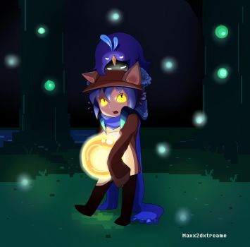 [OneShot] Niko and Alula by Maxx2DXtreame
