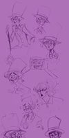 Superjail Sketches by Simply-Psycho